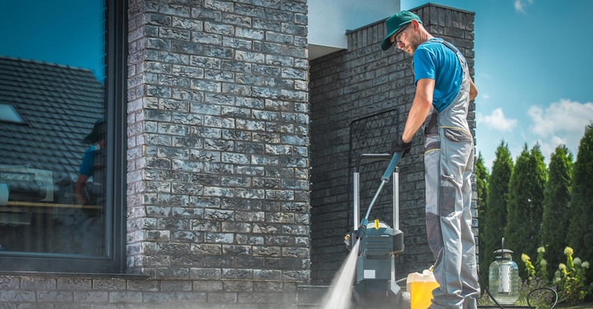 Is Pressure Washing Good for Your House