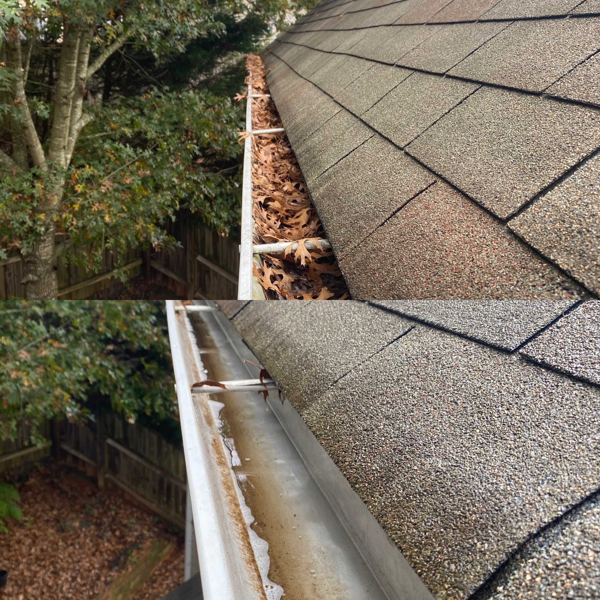gutter cleaning cumming georgia